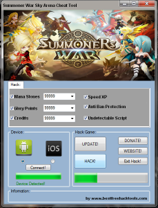 Summoners War Aky Arena Hack
